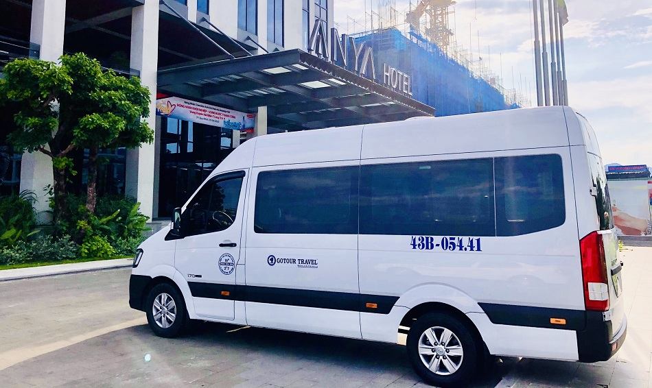 Cho thuê xe 16 chỗ tại Tuy Hòa – Phú Yên