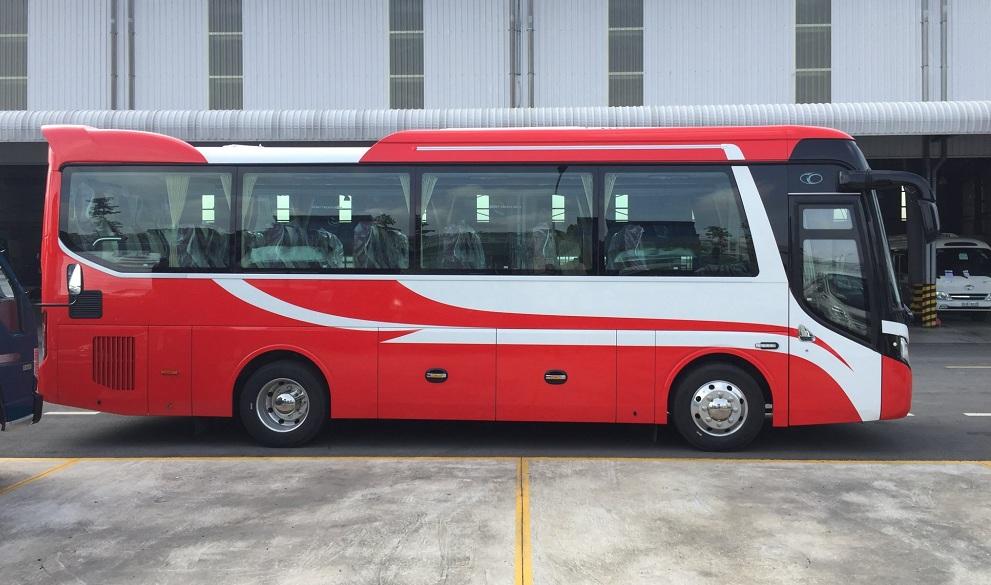 Cho thuê xe 29 chỗ tại Tuy Hòa – Phú Yên