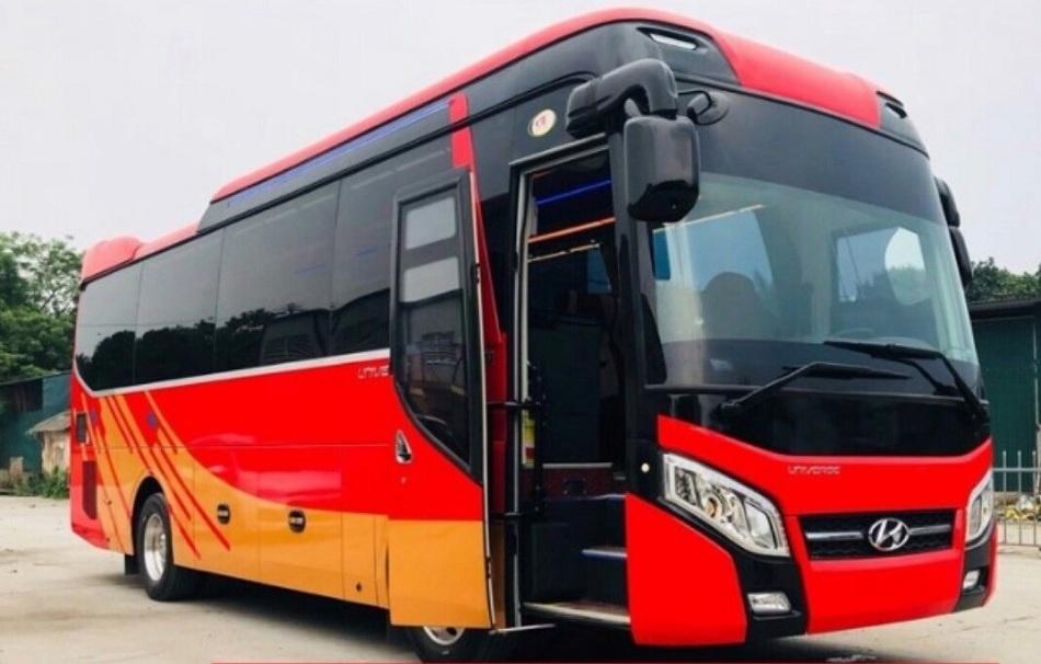 Cho thuê xe 45 chỗ tại Tuy Hòa – Phú Yên