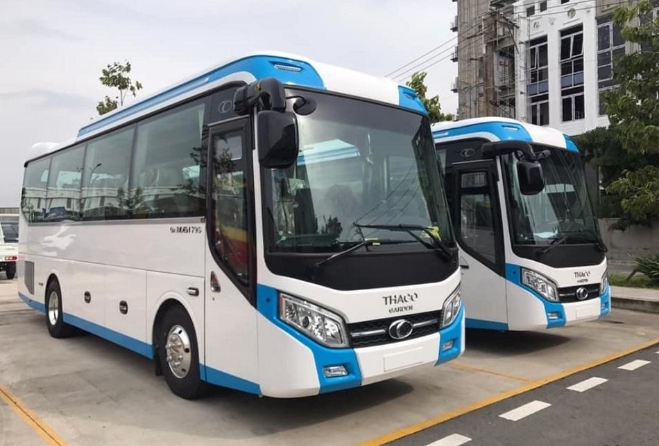 Cho thuê xe 35 chỗ tại Tuy Hòa – Phú Yên